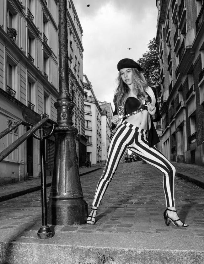 Paris - Personal Work - Fashion photography by John Sansom