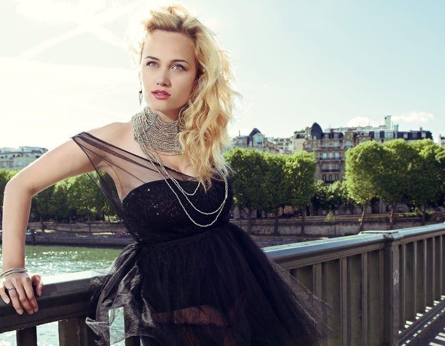 Model shoot in Paris by John Sansom