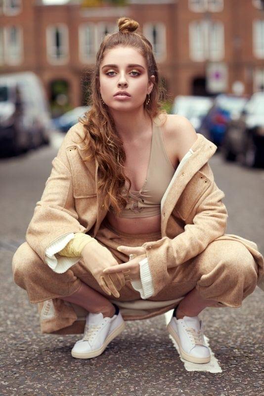 Fashion Photographer London - Fashion Editorial for Liike Magazine