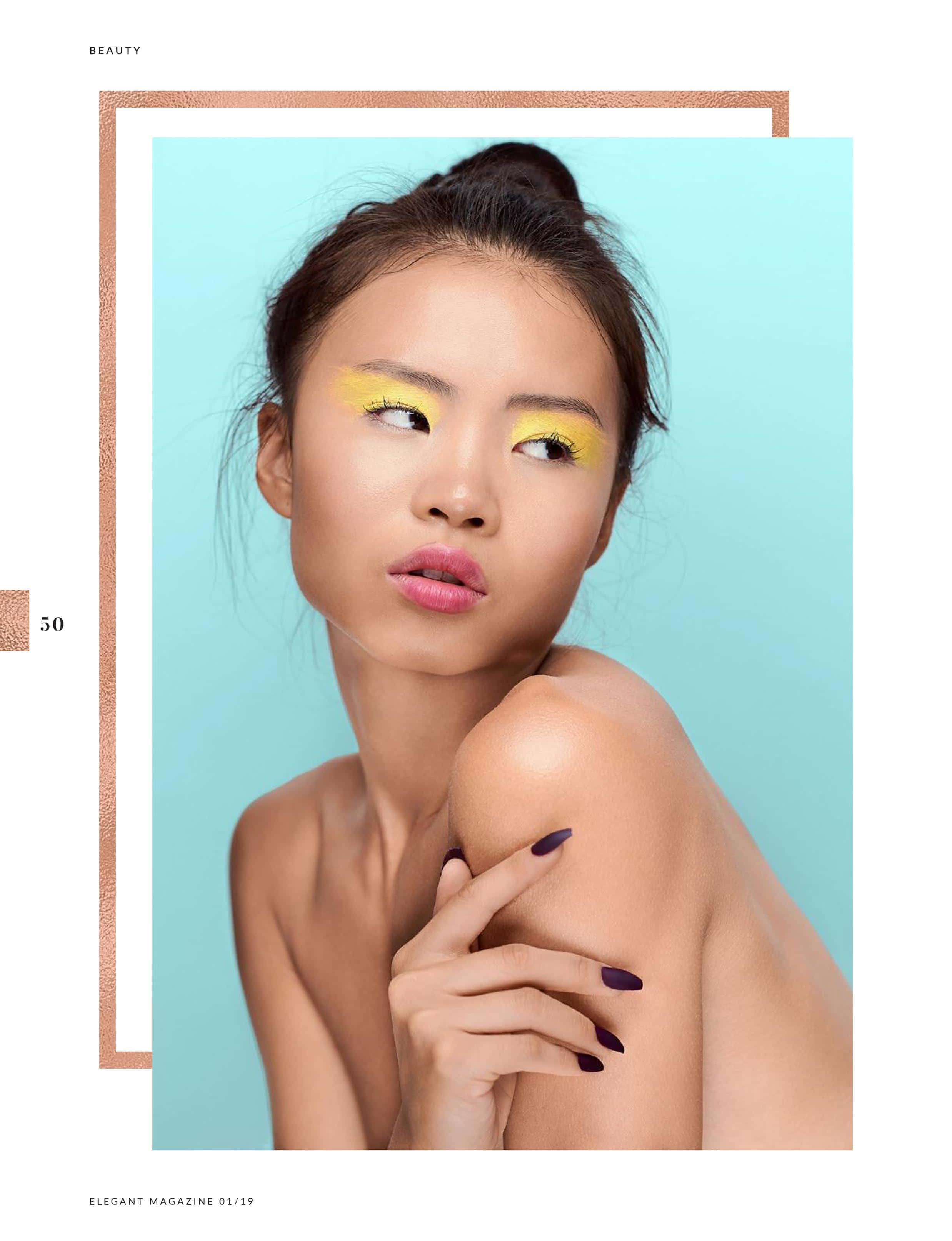 Beauty Photographer London - Stargazing - Elegegant Magazine